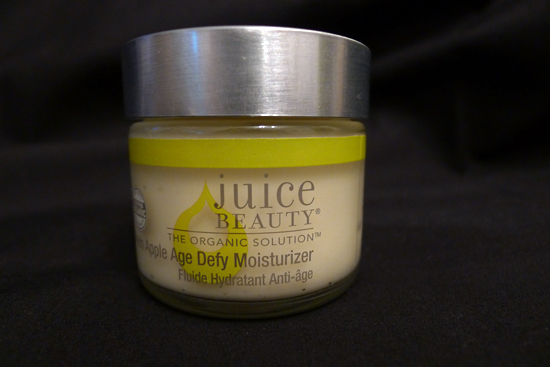 Juice Beauty GReen Apple Age Defy Moisturizer Review