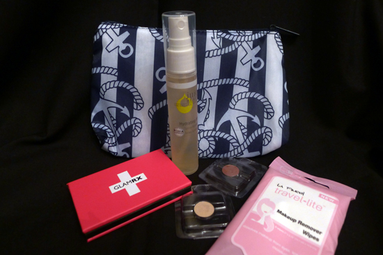 March 2013 Ipsy Glam Bag