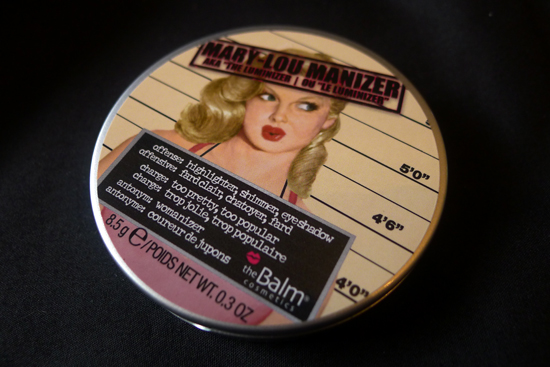 theBalm Mary-Lou Manizer  - Highlighter, Shadow, & Shimmer