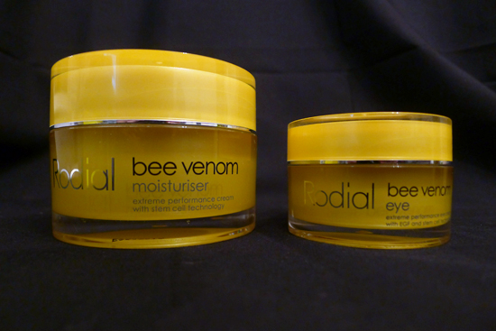 Rodial Bee Venom Moisturizer and Eye Cream
