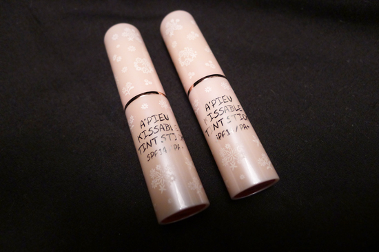 A'Pieu Kissable Tint Sticks
