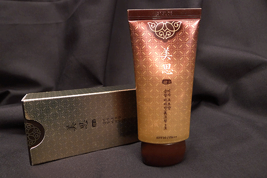 Missha Misa Cho Bo Yang BB Cream - No.2 Calm Beige