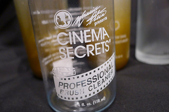 Cinema Secrets Professional Brush Cleaner - May 2013 Empties
