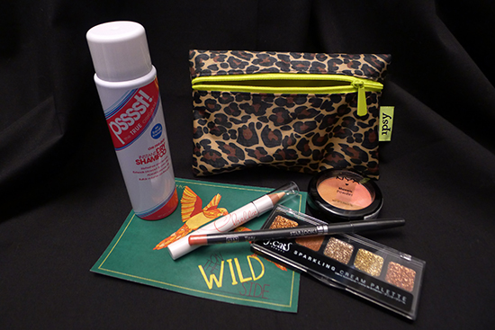 June 2013 Ipsy Glam Bag