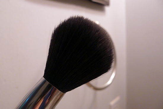 My big, fluffy, Sigma F30 Powder brush.