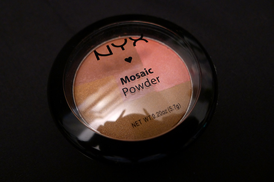 June 2013 Ipsy Glam Bag - NYX Mosaic Powder in Dare