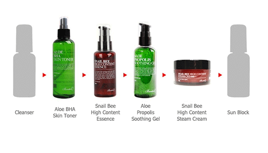Benton Snail Bee High Content Steam Cream  Product Order