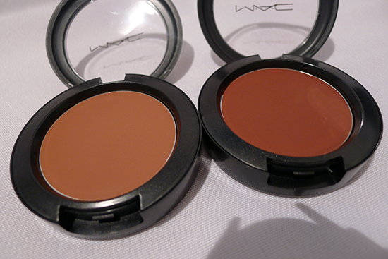 MAC Indulge Cremeblend Blush Tease Your Tastes and Glamour Feast