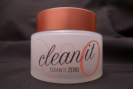 Banila Co. Clean It Zero Sherbert Cleansing Balm Cream Review