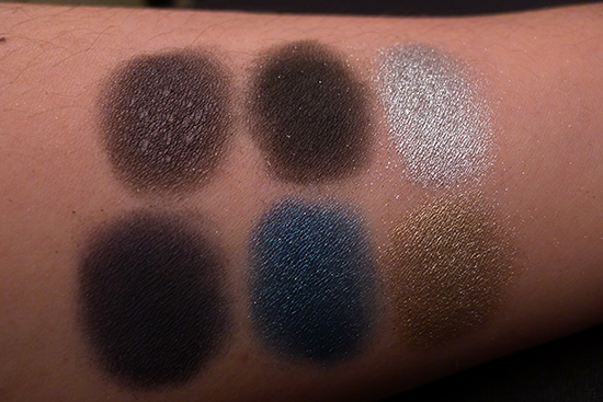 Urban Decay Vice 2 Palette Swatches
