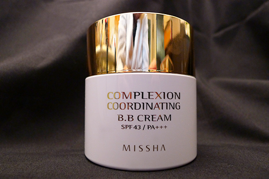 Missha Complexion Coordinating BB Cream No.1 Pure Complexion