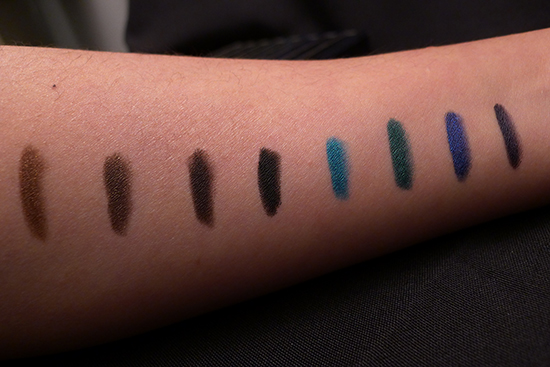 Urban Decay Ocho Loco 2 Swatches