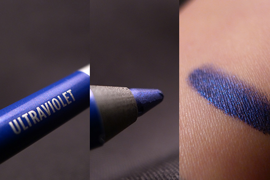 Urban Decay Ocho Loco 2 Ultraviolet Swatch