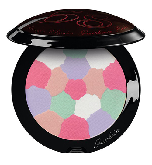 Guerlain Limited Edition Crazy Paris Meteorites Radiance Compact