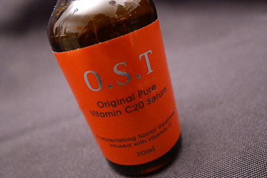 O.S.T. Original Pure Vitamin C20 Serum