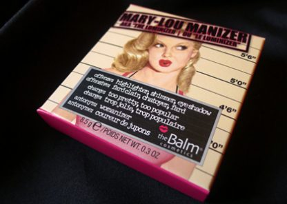 theBalm Mary-Lou Manizer Highlighter, Eyeshadow, and Shimmer