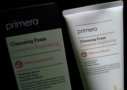 Primera Brightening Cleansing Foam