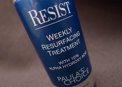 Paula's Choice RESIST Weekly Resurfacing Treatment