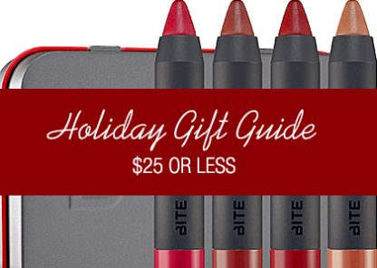 Holiday Gift Guide $25 or Less