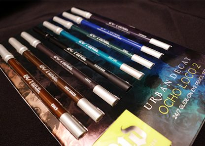 Urban Decay Ocho Loco 2 Swatches & Review
