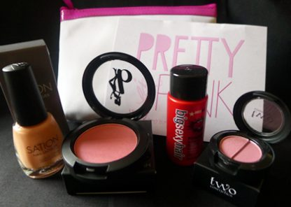 April Ipsy Glam Bag 2013
