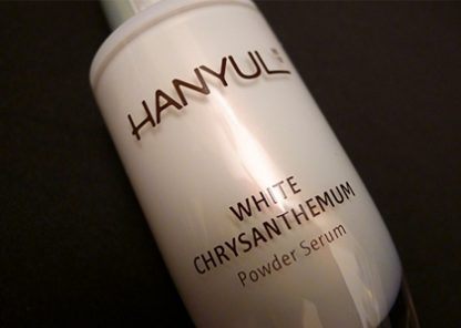 Hanyul White Chrysanthemum Powder Serum
