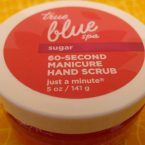 True Blue Spa 60 Second Manicure Hand Scrub