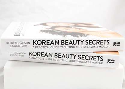 Korean Beauty Secrets Book