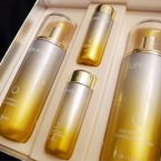 Missha Super Aqua Cell Renew Snail Skin Treatment and Essential Moisturizer Set