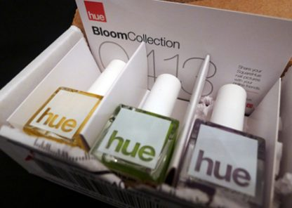 SquareHue April 2013 Review – The Bloom Collection